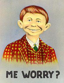 worry?
